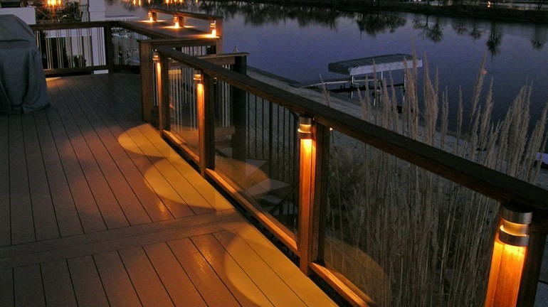 Photo Courtesy of High Point Deck Lighting