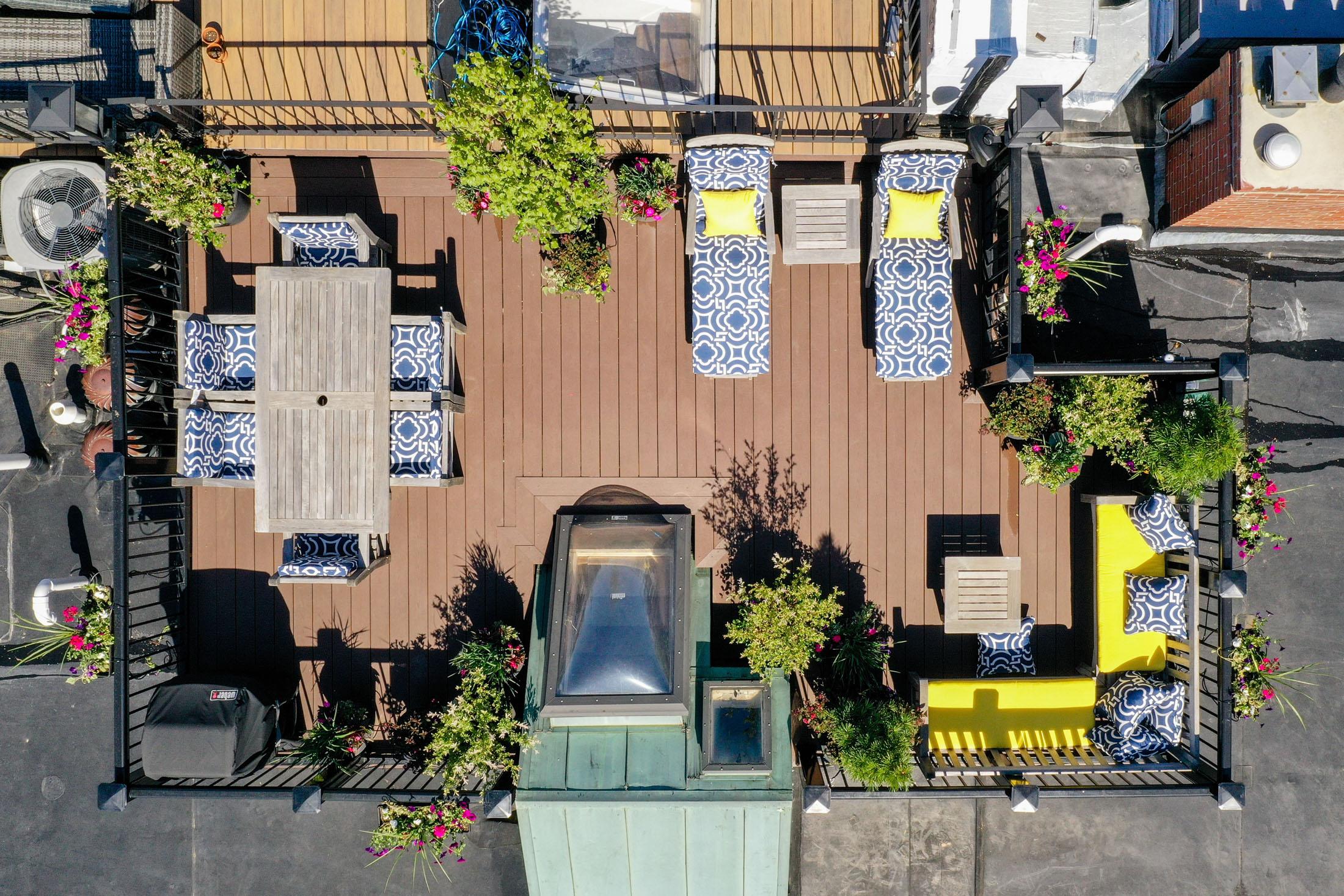 rooftop deck construction boston