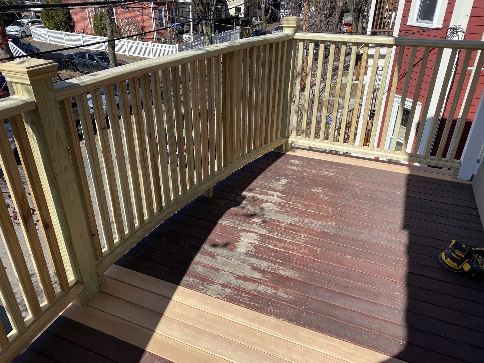 Deck Repairs You May Need After the New Year