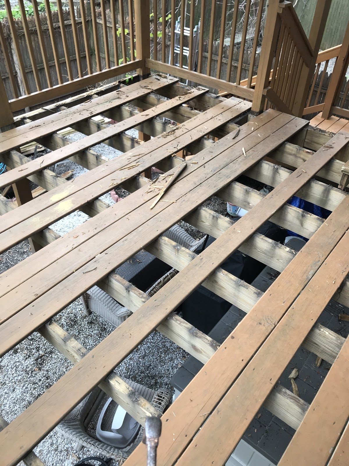 What Is Happening to Your Deck Right Now in the Snow and Ice