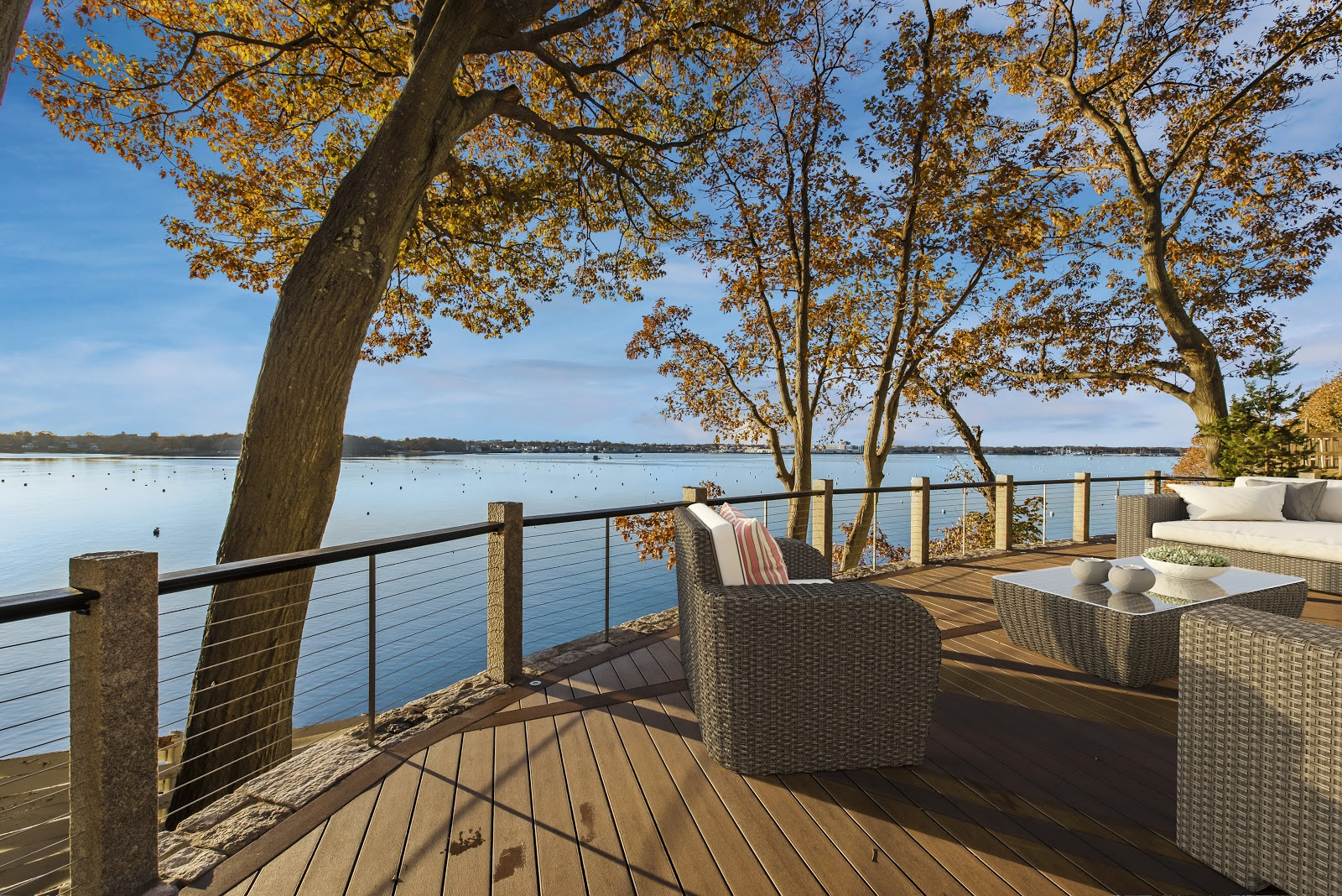 New Home? How to Make Sure Your Deck Reinforcement Is Up-to-date Before a Big Snowstorm